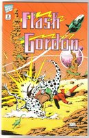 Flash Gordon 2 issue comic book mini-series