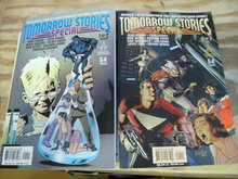 Tomorrow Stories Special #s 1 and 2 comic books near mint