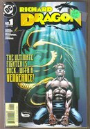 Richard Dragon 12 issue set near mint comic books