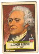 Alexander Hamilton Look'n See card