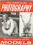 Glamour Photography #4 magazine featuring Jayne Mansfield