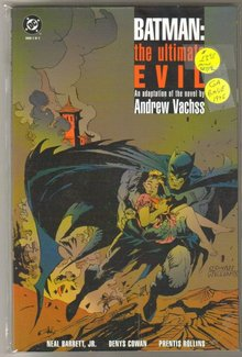 Batman: The Ultimate Evil set of 2 mini series