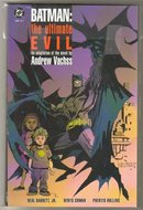 Batman: The Ultimate Evil set of 2 mini series