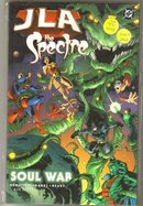 JLA The Spectre Soul War 2 issue mini series near mint comic books