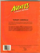 Agent 13 the Midnight Avenger graphic novel