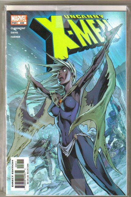 Uncanny X-men World's End complete saga comic books near mint or better
