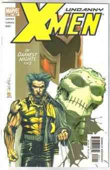 Uncanny X-men Of Darkest Nights complete saga comic books  mint