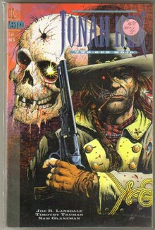 Jonah Hex Two Gun Mojo mini-series complete