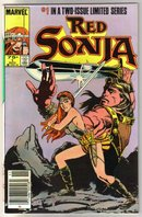 Red Sonja The Movie 2 issue mini-series