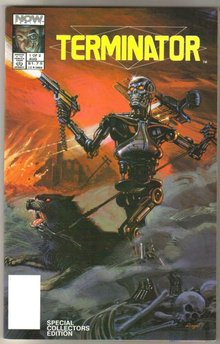 The Terminator:All My Futures Past 2 issue mini series complete near mint