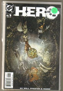 H-E-R-O (dial H for Hero) first 5 issues mint