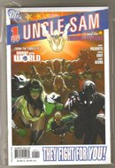 Uncle Sam 8 issue mini series originals and in mint condition