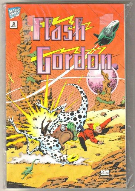 Flash Gordon 2 issue mini series  mint
