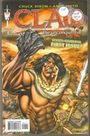 Claw the Unconquered complete run of 6 comics in near mint condition