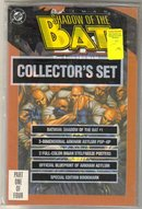Batman Shadow of the Bat Collector's set