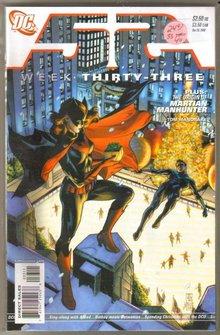 52 Weeks 33 thru 40 mint comic books