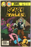 Scary Tales #14 comic book fine 6.0