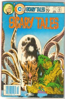 Scary Tales #46 comic book fine 6.0