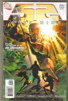 52 Week weeks 9 thru 16 comic books mint