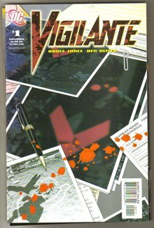 Vigilante 2005 6 issue mini series near mint to mint