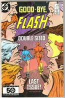 Flash #350 comic book mint 9.8