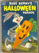 Bugs Bunny Halloween Parade #1 comic book