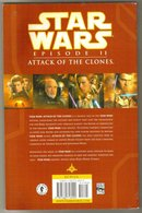 Star Wars Episode II Attack of the Clones trade paperback brand new mint
