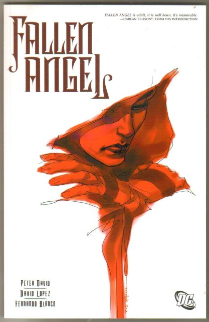 Fallen Angel  brand new trade paperback