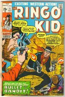The Ringo Kid #11 comic book very fine 8.0