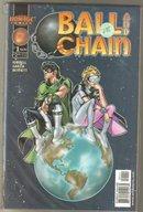 Ball and Chain 4 issue mini series near mint