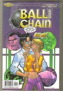 Ball and Chain 4 issue mini series near mint