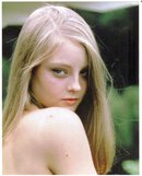 Jodie Foster color glossy photo 8 by 10