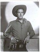 Jack Mahoney black and white glossy photo 8 by 10
