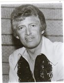 Porter Wagoner black and white glossy photo 8 by 10
