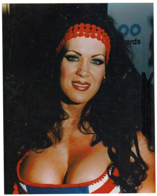 Chyna color glossy photo 8 by 10