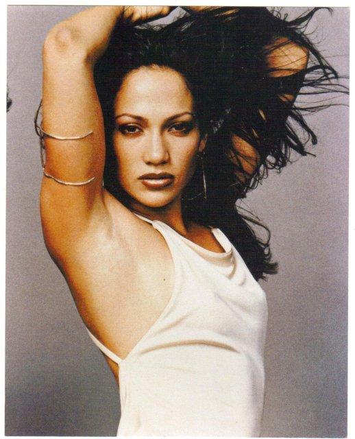 Jennifer Lopez glossy color photo 8 by 10