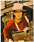 John Wayne Stagecoach glossy color photo 8 by 10