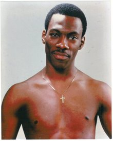 Eddie Murphy glossy color photo 8 by 10