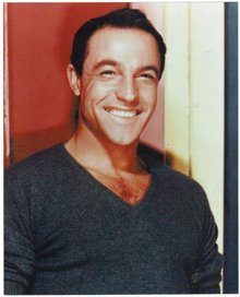 Gene Kelly color 8 by 10 glossy photo