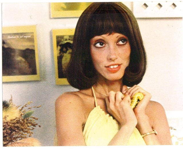 Shelley Duvall color 8 by 10 glossy photograph