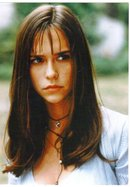 Jennifer Love Hewitt color 8 by 10 glossy photograph