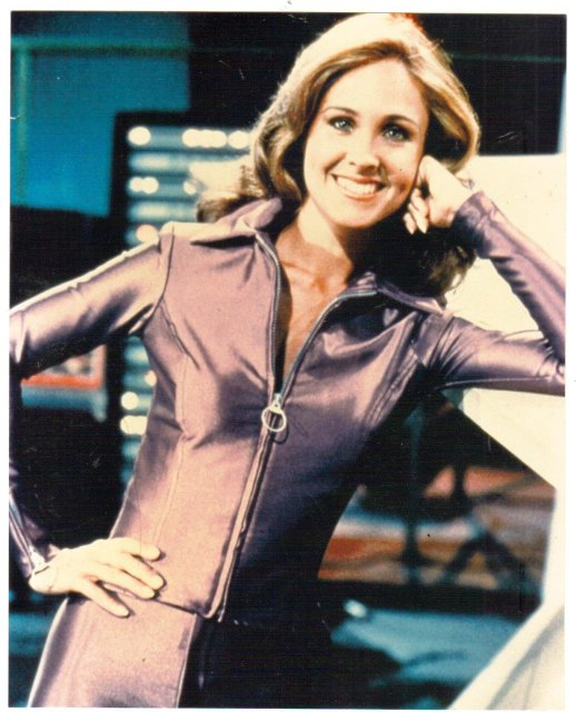 Erin Gray color glossy photograph 8 by 10
