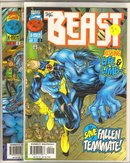 The Beast issues 2 and 3