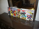 6 assorted Amazing Spider-Man annuals 17,19,23,24,27 and Special 6