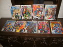 Miscellaneous Avengers Forever collection of 9 comic books mostly mint