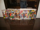 Miscellaneous Avengers collection of 39 comic books mostly mint