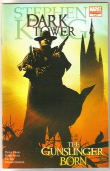 Stephen King The Dark Tower #1 comic book near mint 9.4