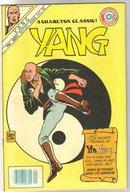 Yang #15 comic book