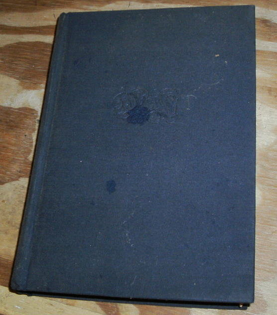 Vanity Fair by William Thackeray Book League of America edition
