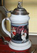 Coca-Cola Collector Stein